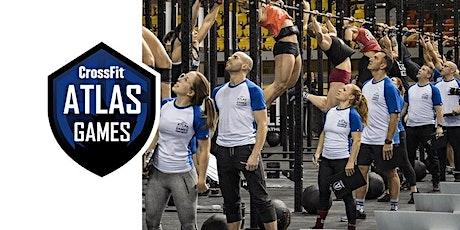 CrossFit Atlas Games 2021 ingressos
