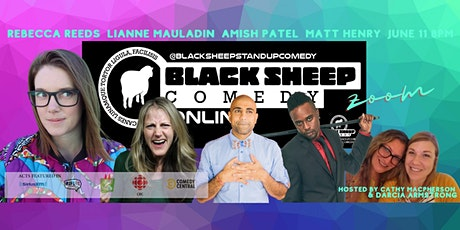 Black Sheep Online Featuring Rebecca Reeds tickets
