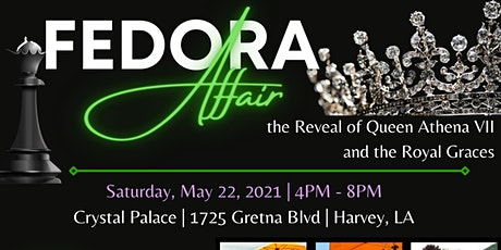 Fedora Affair 2021 tickets