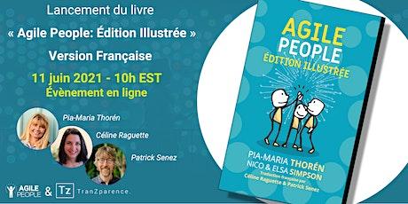 """Lancement du livre """"Agile People - Édition Illustrée"""" billets"""