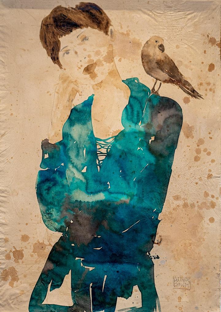 Immagine Dialoghi sulla Realtà Liquida. Valeria Patrizi e Davide Dall'Osso