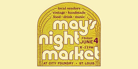 May's Night Market tickets