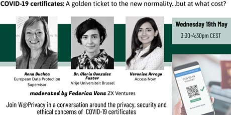 COVID-19 certificates: golden ticket to the new normality…but at what cost? tickets