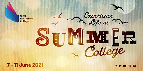 Experience College Life at Summer College - Business Studies tickets