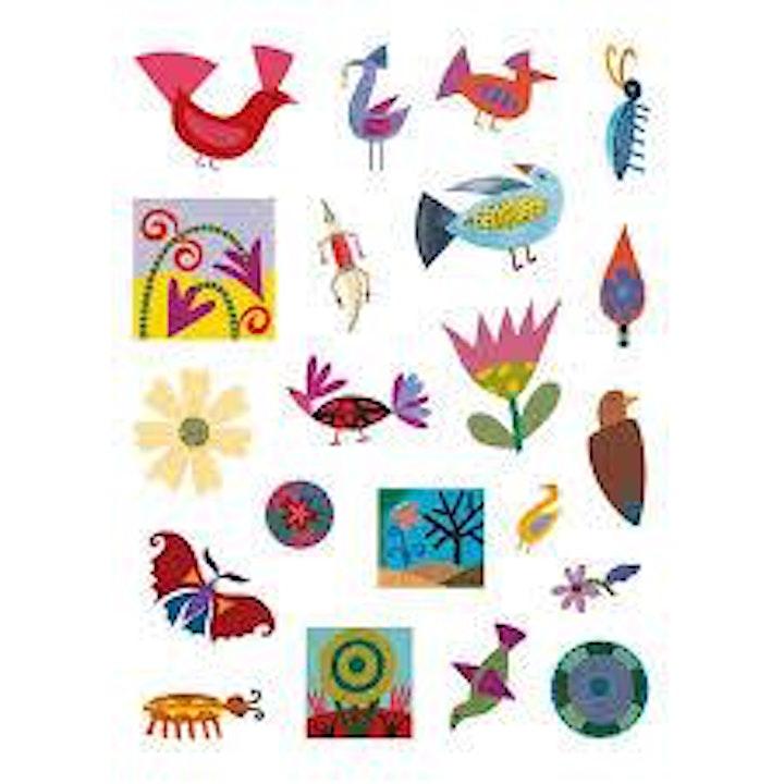 Birds & Bugs Fun Craft  Session image