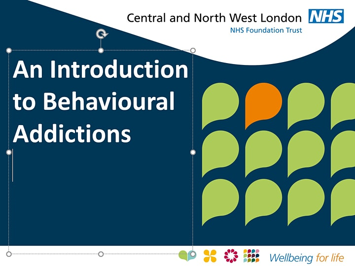 An introduction to behavioural addictions: problematic gambling & gaming image