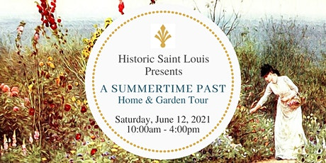 Mudd's Grove House & Garden Tour with Historic Saint Louis tickets