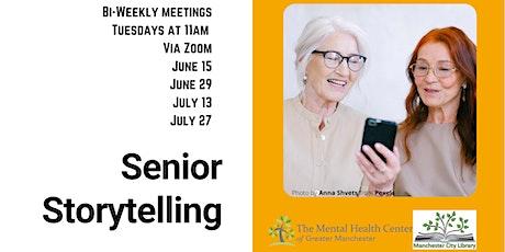 Senior Storytelling Tickets