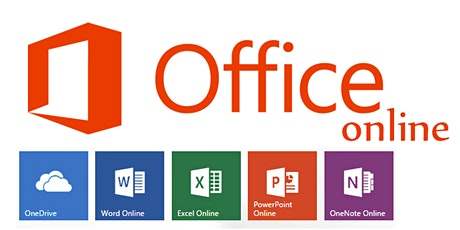 Free Microsoft Word, Excel, PowerPoint, Forms and more ( 4 classes) tickets