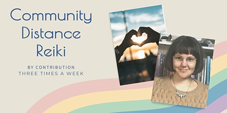 Community Distance Reiki tickets