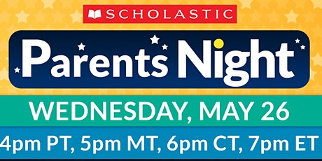 Scholastic Parents' Night: The Power of Summer Reading tickets