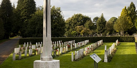CWGC War Graves Week Tours - Cardiff Cathays Cemetery tickets