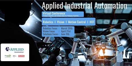 Applied Automation Virtual Event Series tickets