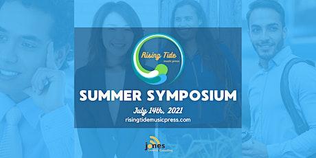 Rising Tide Music Press Summer Symposium tickets