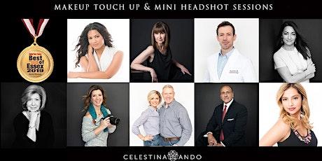 Makeup & Headshots - 9/17 & 9/19 tickets