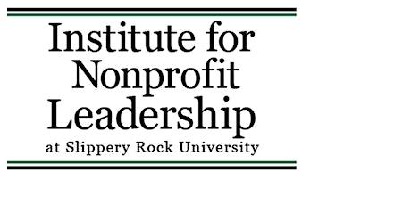 Spring/Summer 2021 Nonprofit Professional Development Series tickets