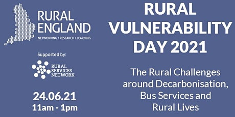 Rural Vulnerability Day 2021 tickets