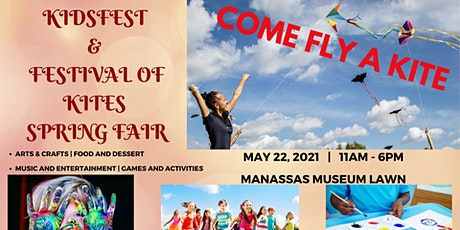 KidsFest Spring Fair at Manassas Museum tickets