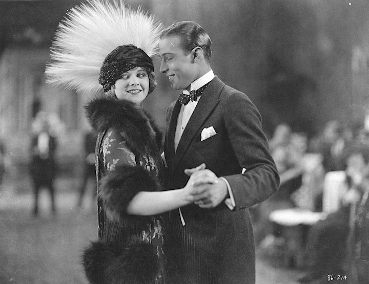 Rudolph Valentino – The Tango was the Step to Stardom image
