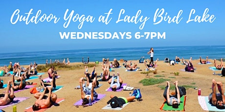 Outdoor Yoga at Lady Bird Lake tickets