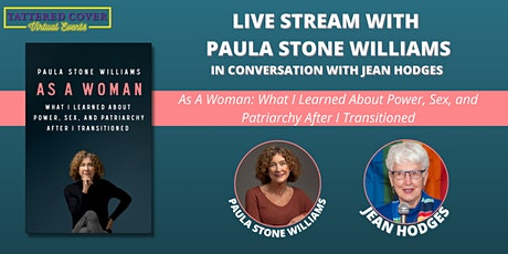 Live Stream with Paula Stone Williams in conversation with Jean Hodges tickets