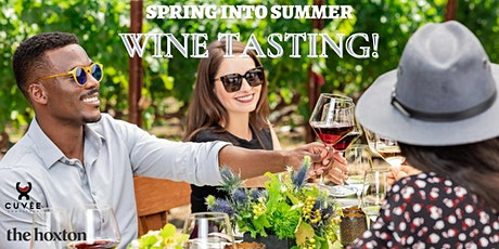 Spring Into Summer Wine Tasting tickets