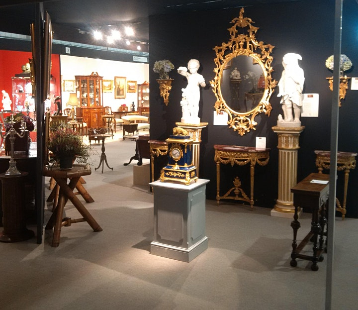 The Northern Antiques Fair image