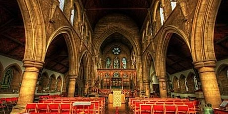 Choral Evensong for Magdalene at St Giles's Church tickets