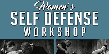 Women's Self-Defense Workshop tickets