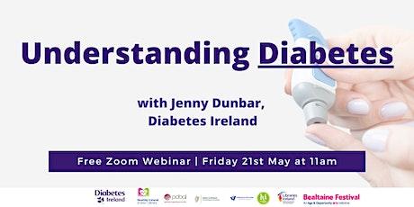 Understanding Diabetes tickets
