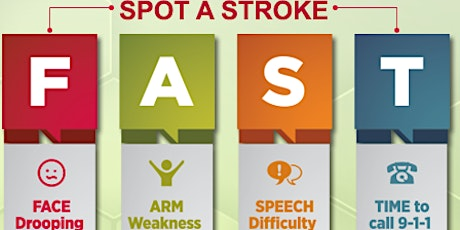 Blood Pressure and Stroke Awareness tickets