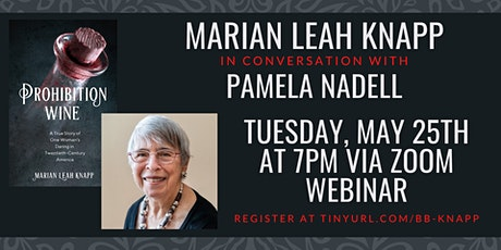LAUNCH: Marian Knapp in conversation with Pamela Nadell tickets