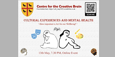 Cultural experiences and mental health tickets