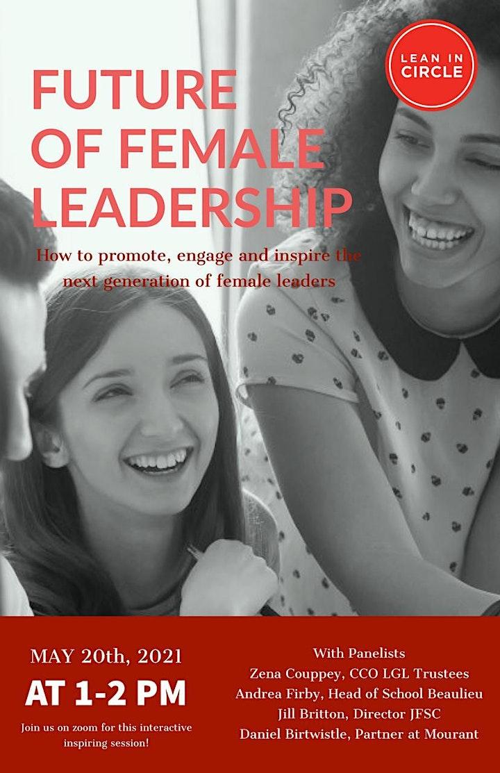 Future of Female Leadership image