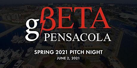 VIRTUAL: gBETA Pensacola Pitch Night tickets