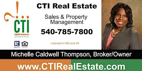 CTI Real Estate Career Seminar tickets