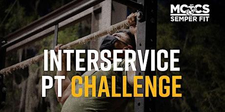 Quantico Single Marine Program (SMP) Volunteer - Interservice PT Challenge tickets