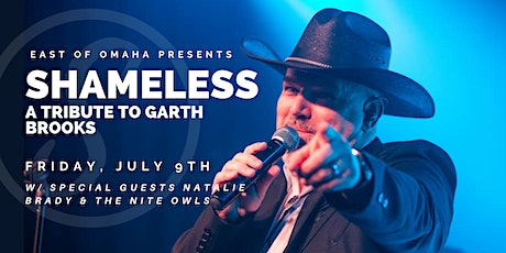 Shameless: A Tribute to Garth Brooks tickets
