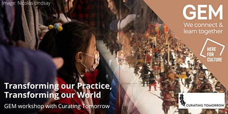 Transforming our Practice, Transforming our World (Part 1) tickets