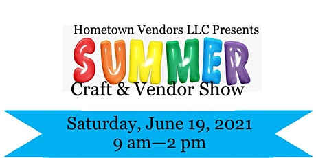 Hometown Vendors LLC Farmers Market tickets