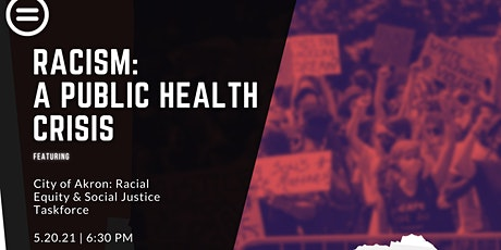 General Membership Meeting  | Racism: A Public Health Crisis tickets