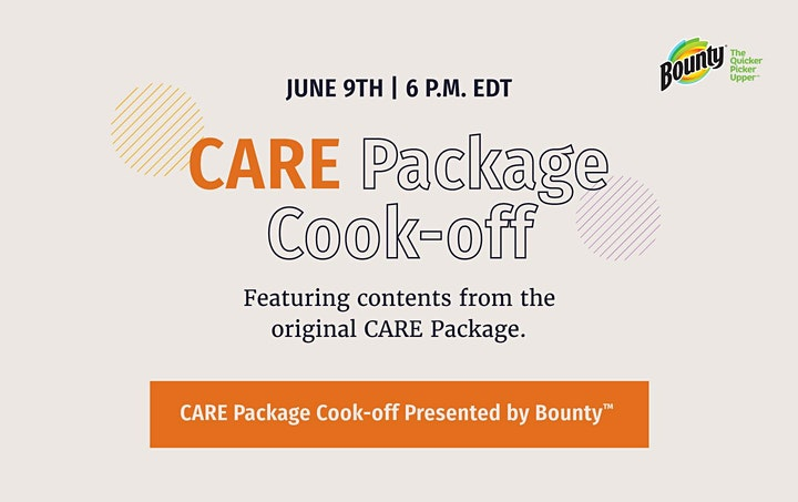 CARE Package Cook-off image