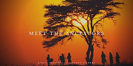 Group Alchemy - Meet the ancestors **Halloween Healing Special** tickets