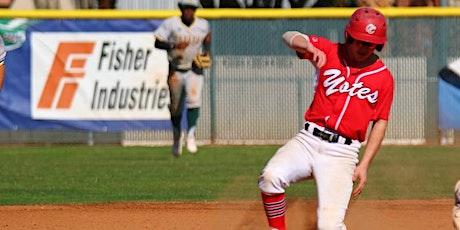 HP-1- Summer Baseball Camp July 12-13-14-15-Kelowna tickets