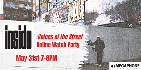 Voices of the Street Online Launch Party tickets