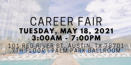 Fairmont Austin Career Fair tickets