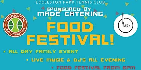 Eccleston Park Tennis Club Food Festival tickets