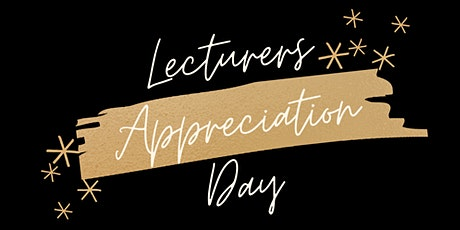 FCAM 2021: Lecturer's Appreciation Day tickets