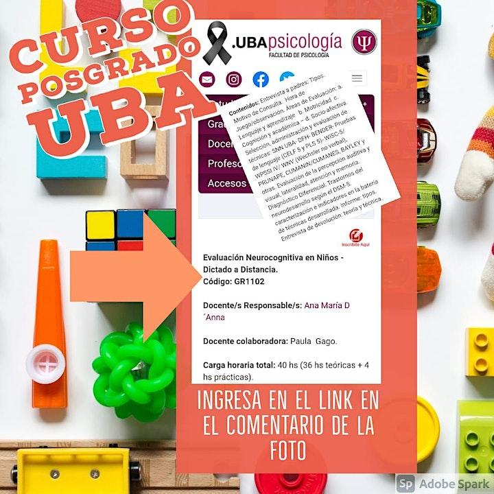 Imagen de CURSOS PARA GRADUADOS-UBA (FACULTAD DE PSICOLOGÍA)