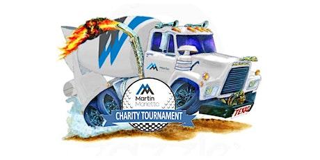 MARTIN MARIETTA CHARITY GOLF TOURNAMENT 2021 tickets